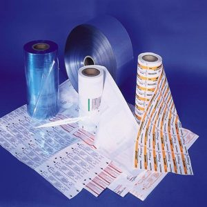 Rollstock for packaging machines